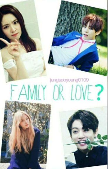 Family or Love? (VRene & Jungri Fanfiction)