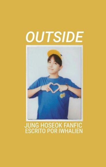 Outside ✽ Jung Hoseok