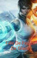 Fille Faites De Feu Et De Glace by lenaglace42