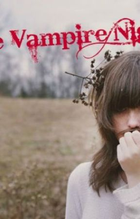 The Vampire Night by AJMendler