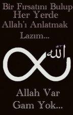 Allah var, gam yok... by hayrunisabozkurt