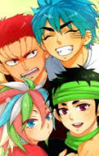 How to survive in the world of Toriko(processing to edit) by BettyLaVetty