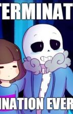 Ask and dare The undertale crew by algebratoolesstime