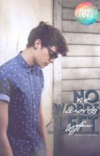 No Words Left | ON HOLD by unknownfamousauthor