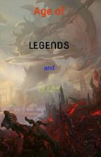 Age of Legends and Gods (RP) by TheFirstEm