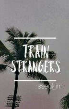 Train Strangers「mingyu」 by sseul_im