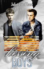 Kissing Boys (A Drarry FanFiction) by JulietsEmoPhase
