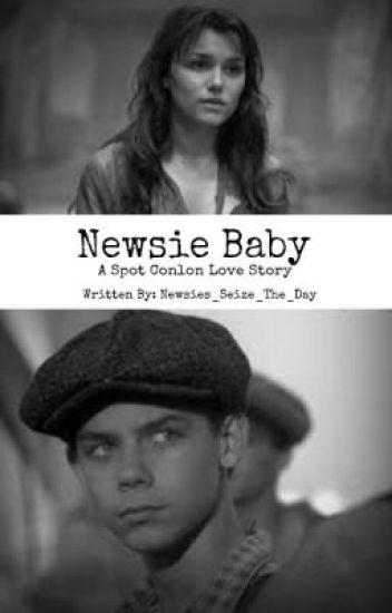 Newsie Baby (A Spot Conlon Love Story)