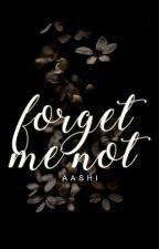 Forget Me Not | Vampire/Werewolf by StrangerSight