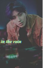 In the rain. | 2Jae, Markjin, Yugyeom. by Mooriie