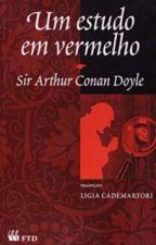 Sherlock Holmes - Um Estudo Em Vermelho by maryane_sc