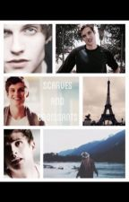 Scarves and Croissants // Isaac Lahey ff. by IsyDaisyxx