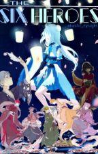 The Six Heroes 【Kuroko no Basuke】 by akashi_ryuuki