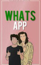Whatsapp »l.s  by Ian-fuck-Mickey