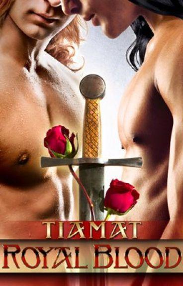 Royal Blood (ManxMan Mature Fantasy Romance) by tiamat-press