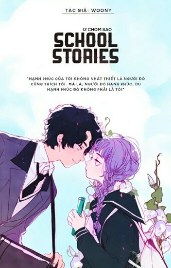 12 Chòm Sao: School Stories