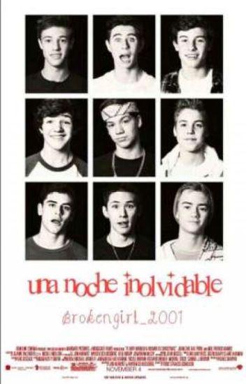 """""""Una noche inolvidable"""" (Shawn Mendes)"""