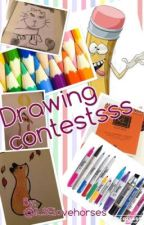 Drawing contestsss ( nl ) by ILSElovehorses