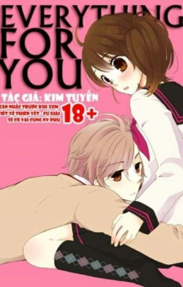 [TY - CG x 6 Cung Phụ] EVERYTHING FOR YOU - Hoàn