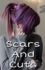 Scars and Cuts (Johlex) by KaylaxUrie