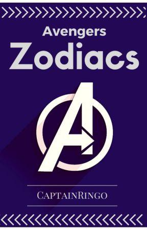Avengers zodiacs by CaptainRingo