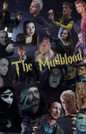 The Mudblood by kirstenkrueger