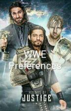 WWE Preferences by RyderXAmbrose