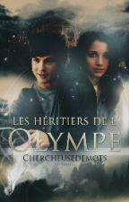 Les héritiers de l'Olympe [Percy Jackson] by chercheusedemots