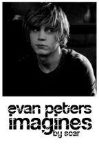 evan peters imagines by psychoscar
