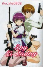 (IA) Spy Si Inday by sha_sha0808
