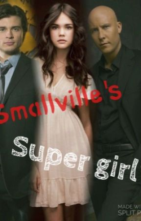 Smallville'a supergirl by AmandaLynn898