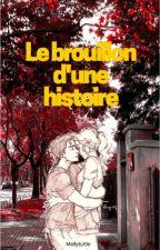 Le brouillon d'une histoire.. by Mellyturtle