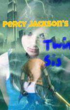 Percy Jackson's twin sister by leiakatniss21