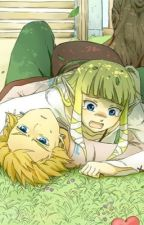 TLOZ: Link & Zelda, más alla. *:・゚✧ by zeldaoot