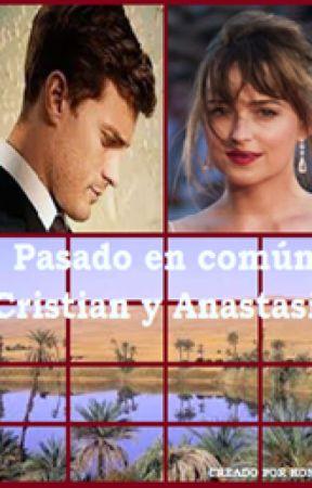 Pasado en común: Cristian y Anastasia by kony6826