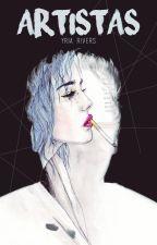ARTISTAS »luke au« by YriaRivers