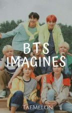 BTS | IMAGINES by TaeMelon