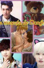 La Mascota de Donghae by Sora_Ada