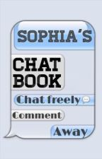 Sophia's Chat Book by peacelovecats