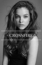 crossfire ➵ alaric saltzman by vervaindart