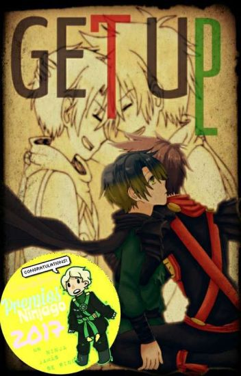 GET UP |GreenFlame|