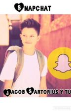Snapchat Jacob Sartorius y tu by idksimpsxn