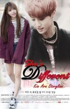 She's Different (Mark Tuan - Lee Mijoo) by AraKim91