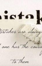 Mistakes by IJustLoveEd