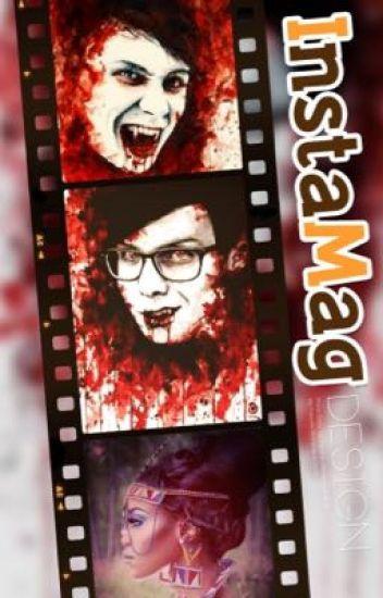 Ghouls Vs. Vampires (Phan Fan Fiction)