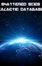 Shattered Skies: Galactic Database by TeamNewHope