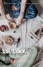 tall, taller, louis • larry stylinson by dependingfromlarry