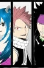 Fairy Tail:Disaster Of Dragon Season by Anime_Fighter