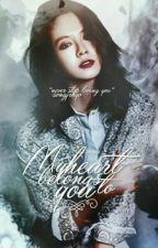 My Heart Belongs To You·김한빈·Kim Hanbin· [Complete] by Evelyn_Jacqueen