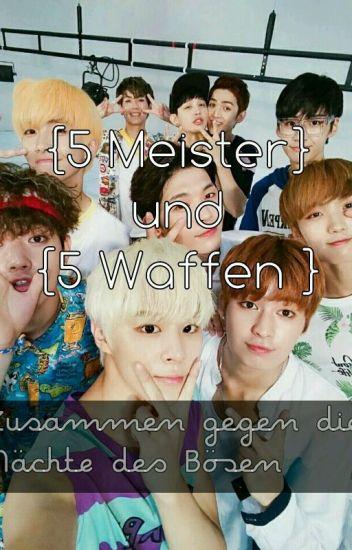 Up10tion - 5 Meister Und 5 Waffen - PAUSIERT